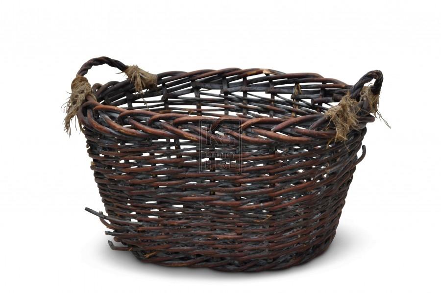 Two Handled Basket