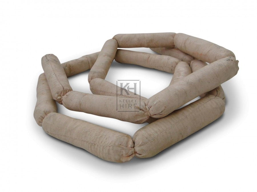 String of Sausages - Raw