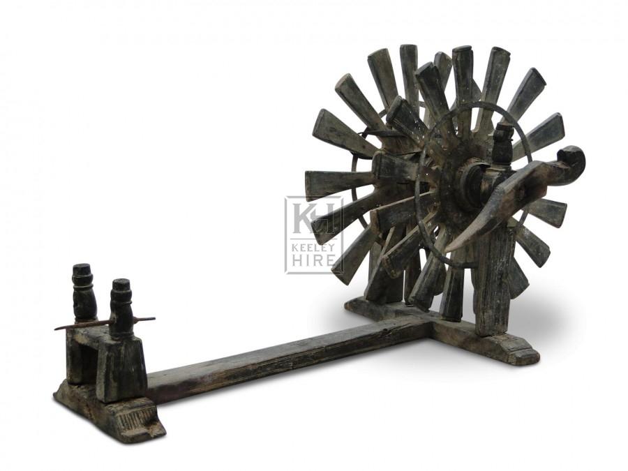 Spinning Wheel no6