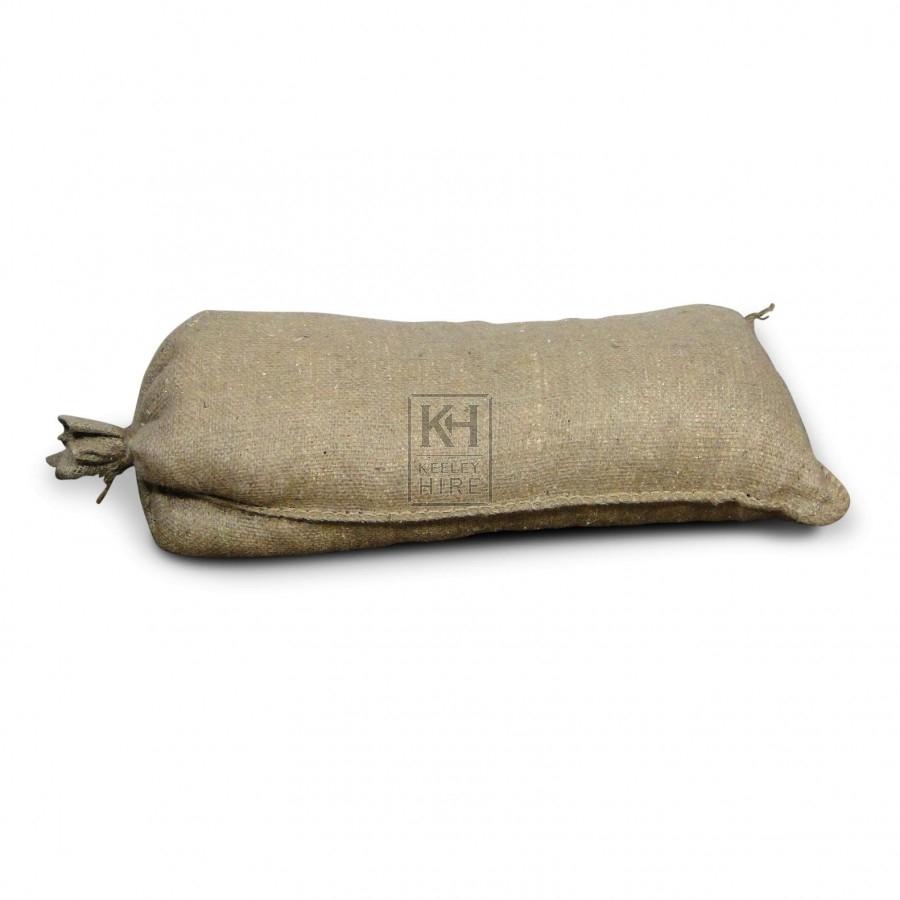 Hessian Sandbag