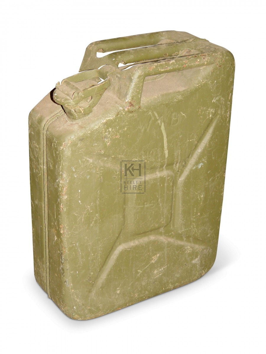 Military Jerry can