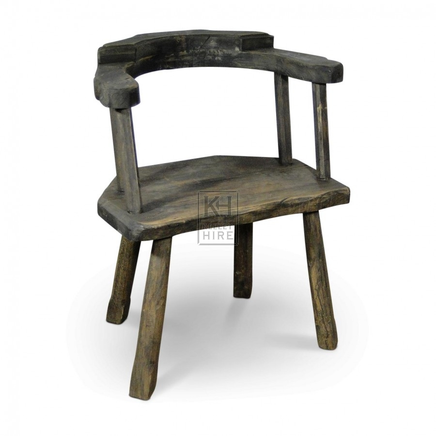 Horseshoe Backed Chair