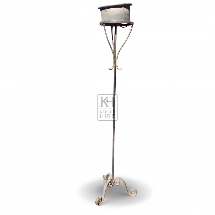 Floorstanding Bowl Burner