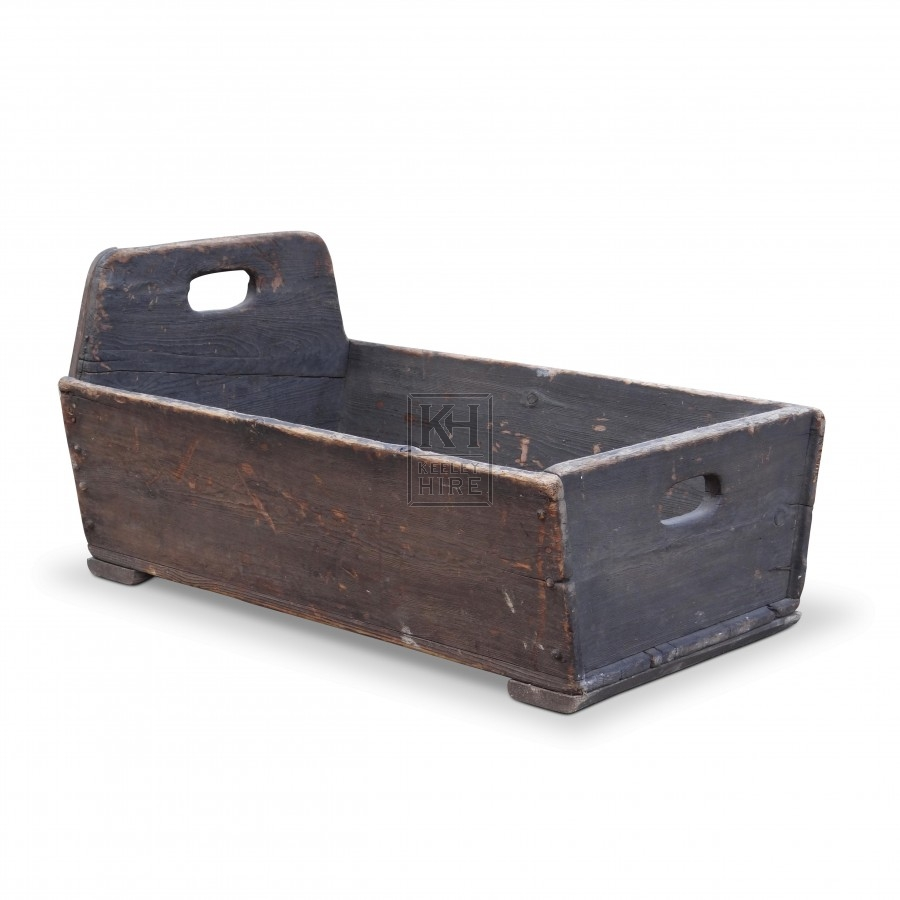 Simple Wooden Cradle