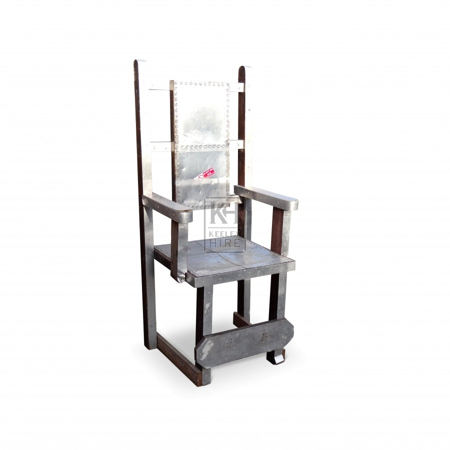 Electric Chair  sc 1 st  Keeley Hire & Torture Equipment Prop Hire » Electric Chair - Keeley Hire