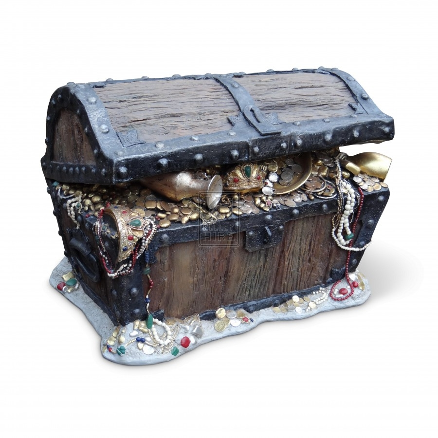 Pirates And Caribbean Prop Hire » Pirate Treasure Chest ...
