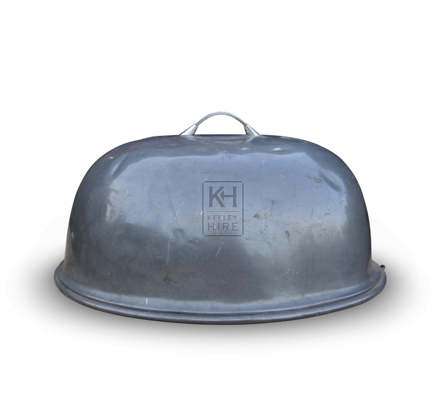 Domed Plate or Platter Cover Cloche