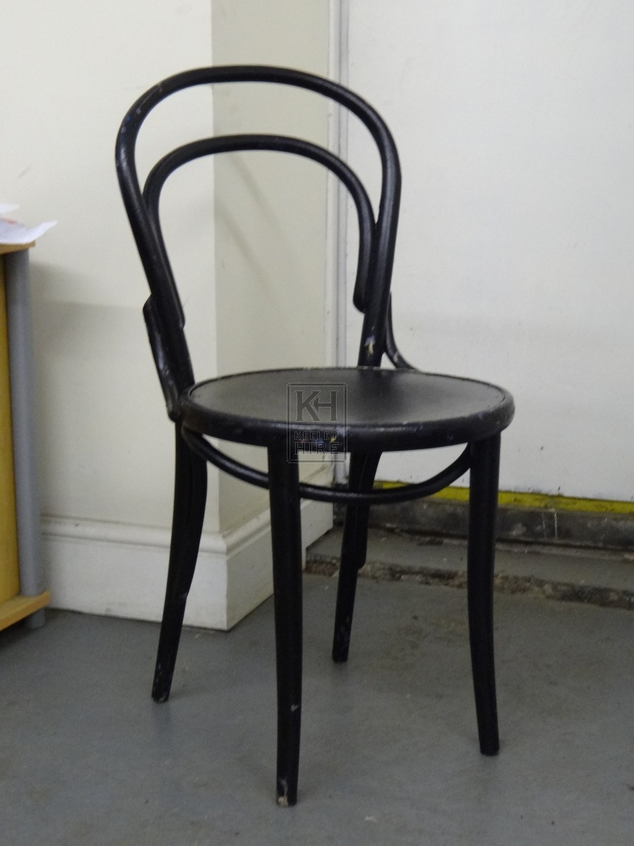 Rounded Bentwood Chair