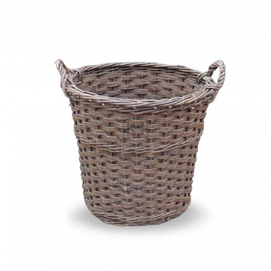 Tall 2 Handled Basket