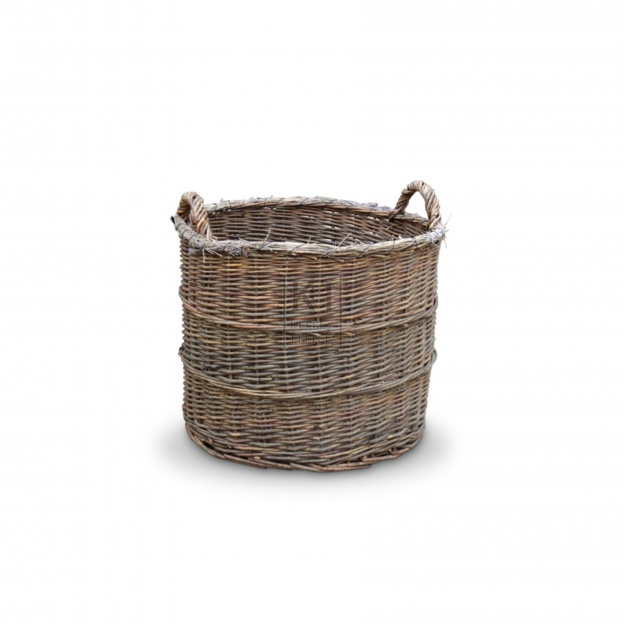 Straight Sided Basket