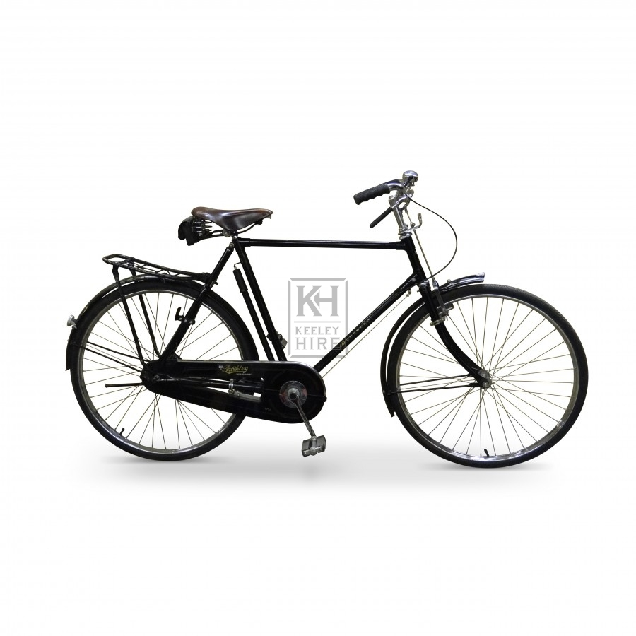 Black period Gents Bicycle
