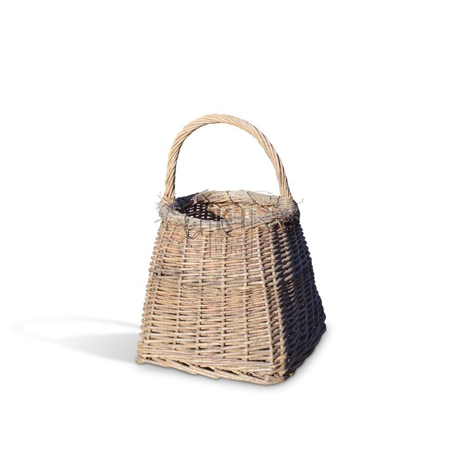 Small Deep Hand Basket