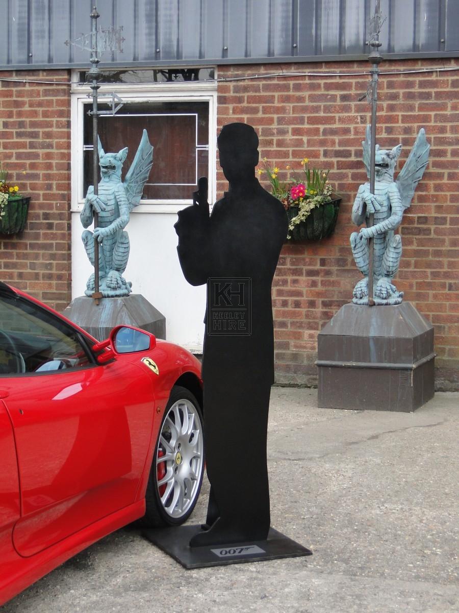 James Bond Figures