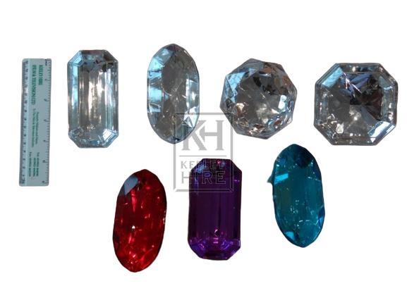 Plastic Crystal Shapes