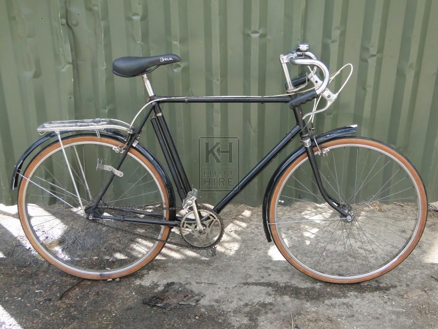 Racing Bicycle Black