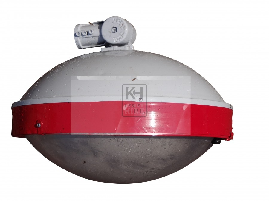 Red & White Lighting Unit