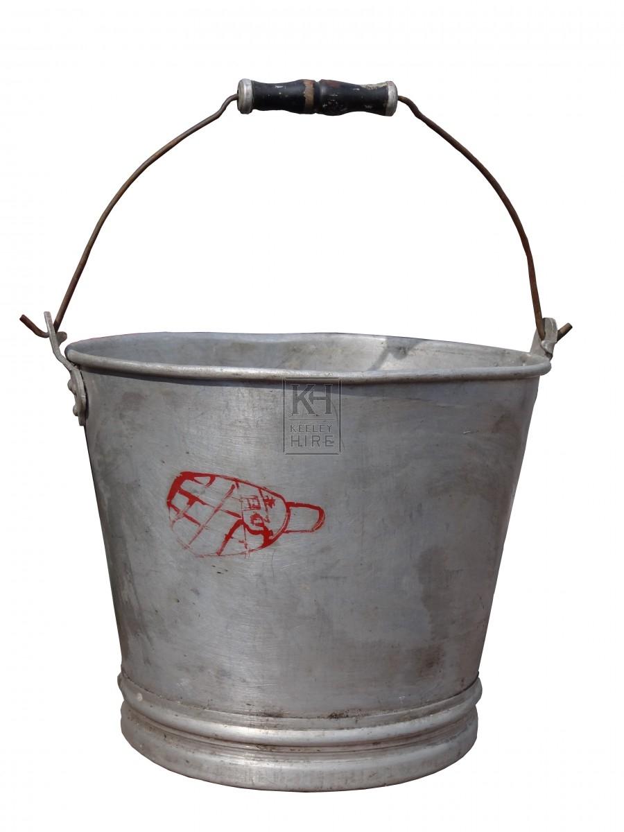 Chinese Galvanised Bucket