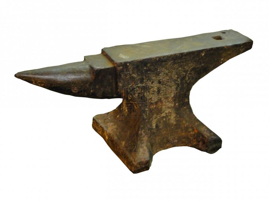 Blacksmiths Anvil #3