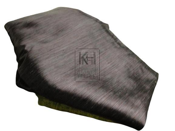 Purple Satin Material