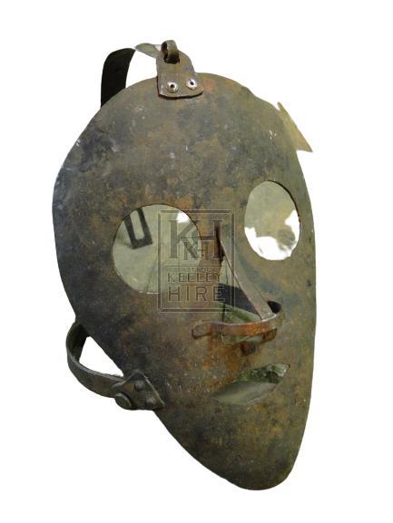 Iron Torture Mask