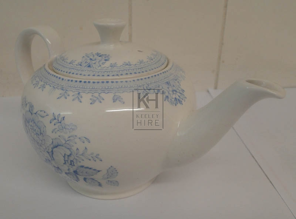 Medium china tea pot
