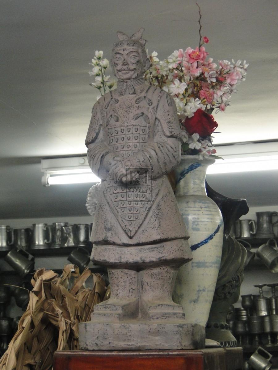 Terracotta Warrior Statue