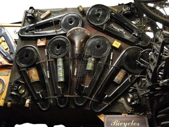 Bicycle Shop Display Board