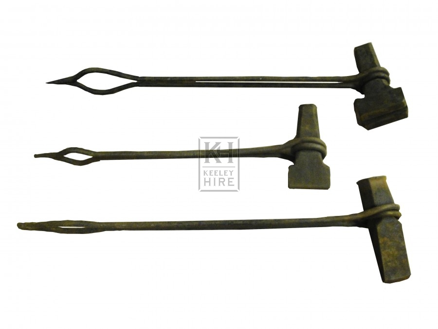 Blacksmiths hammer