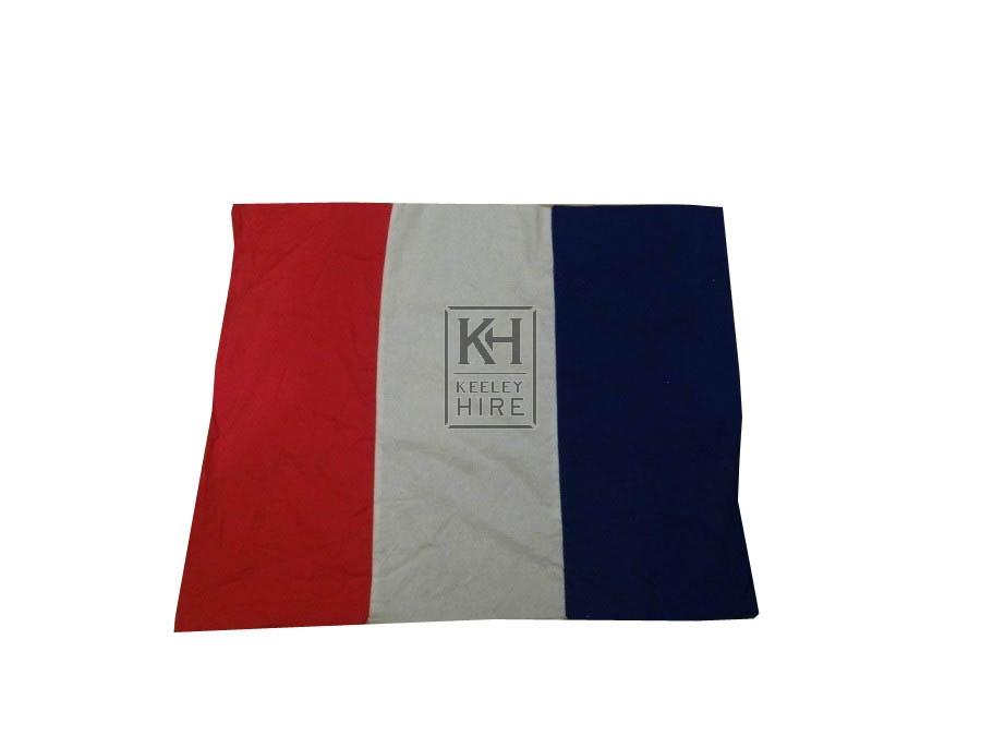 Medium Sized French Flag