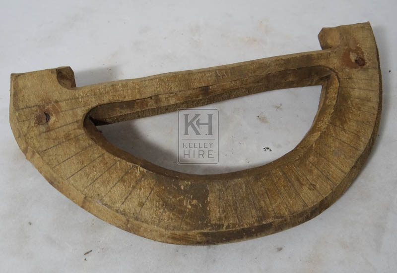Wood early protractor