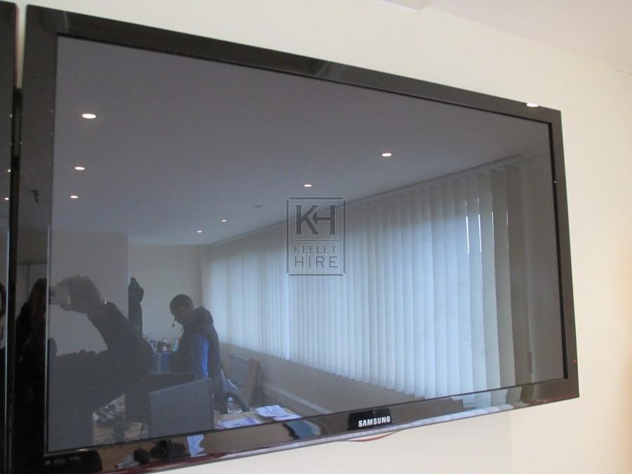 Modern Plasma Television