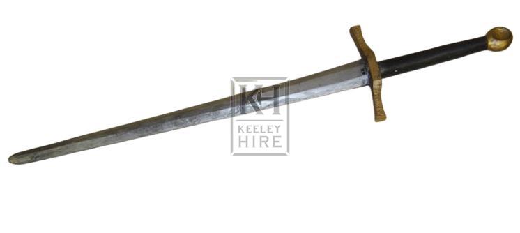 Fibreglass sword