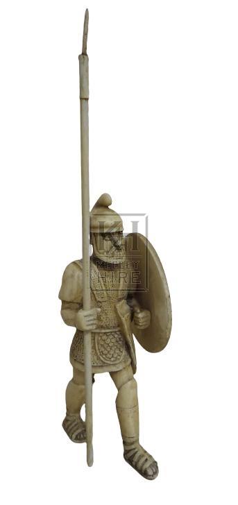 Model foot soldier