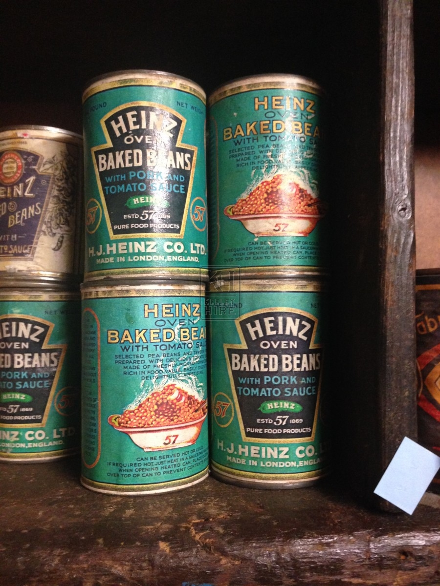 Heinz Baked Beans - Large
