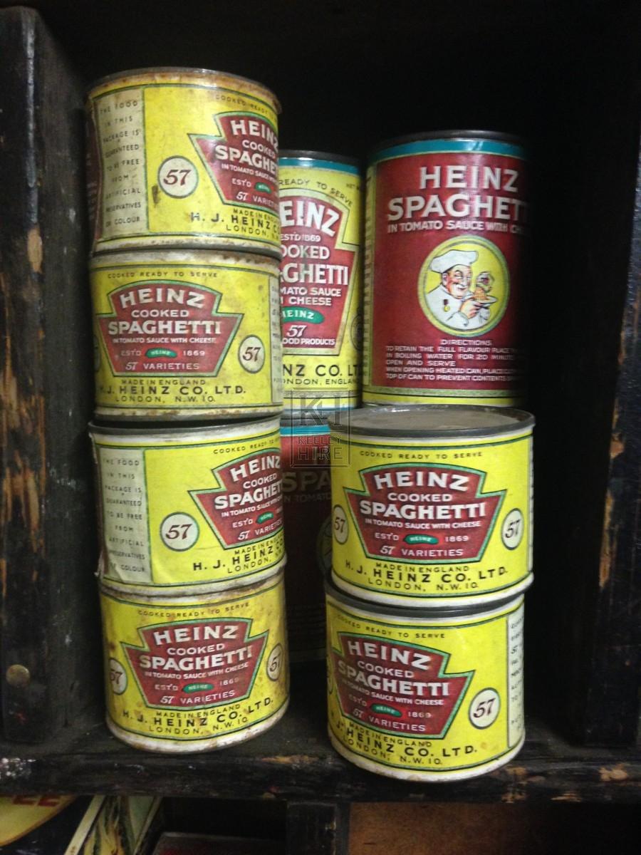 Heinz Spaghetti - Large