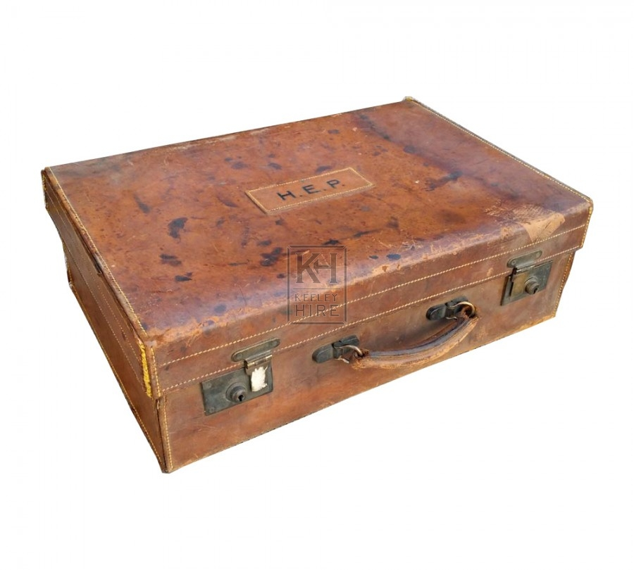 Old tatty trunk