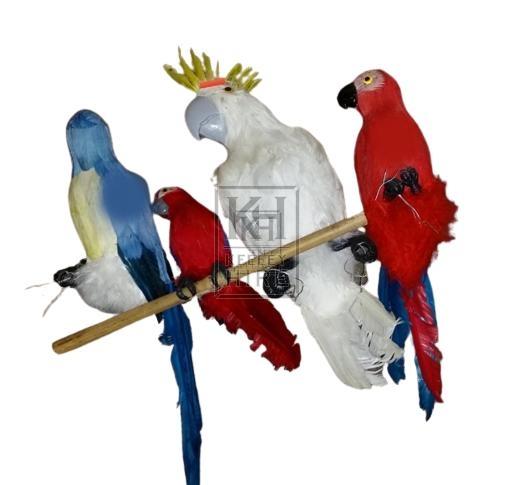 Prop parrot