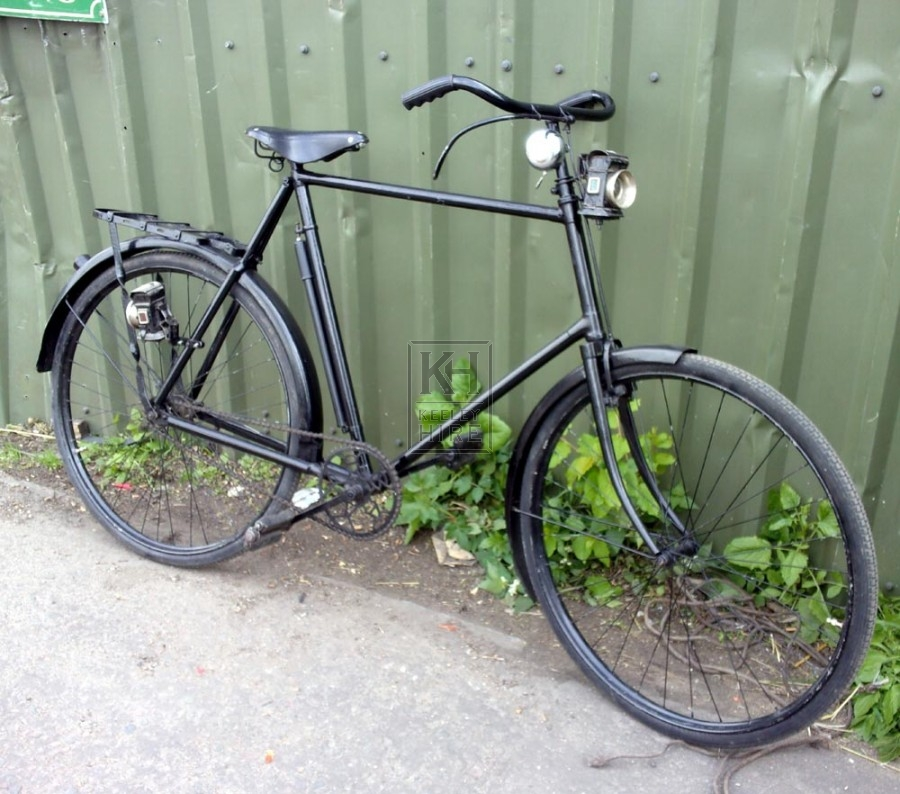 Early Gents bicycle