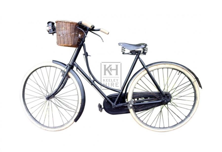 1920s 30s Ladies bicycle