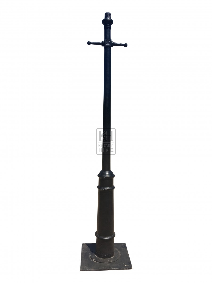 8ft High Cannon Lamppost