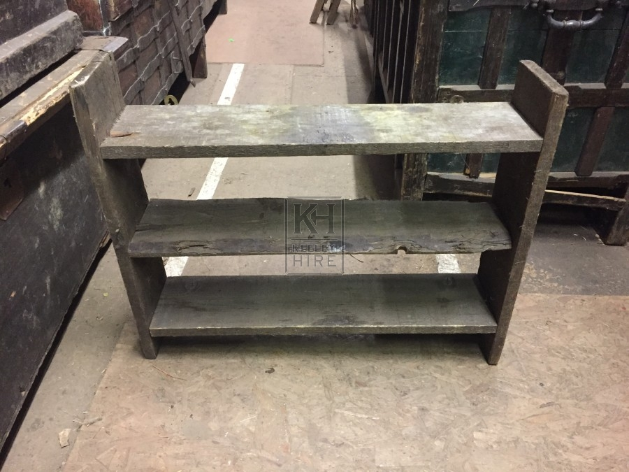 Simple Shelf Unit