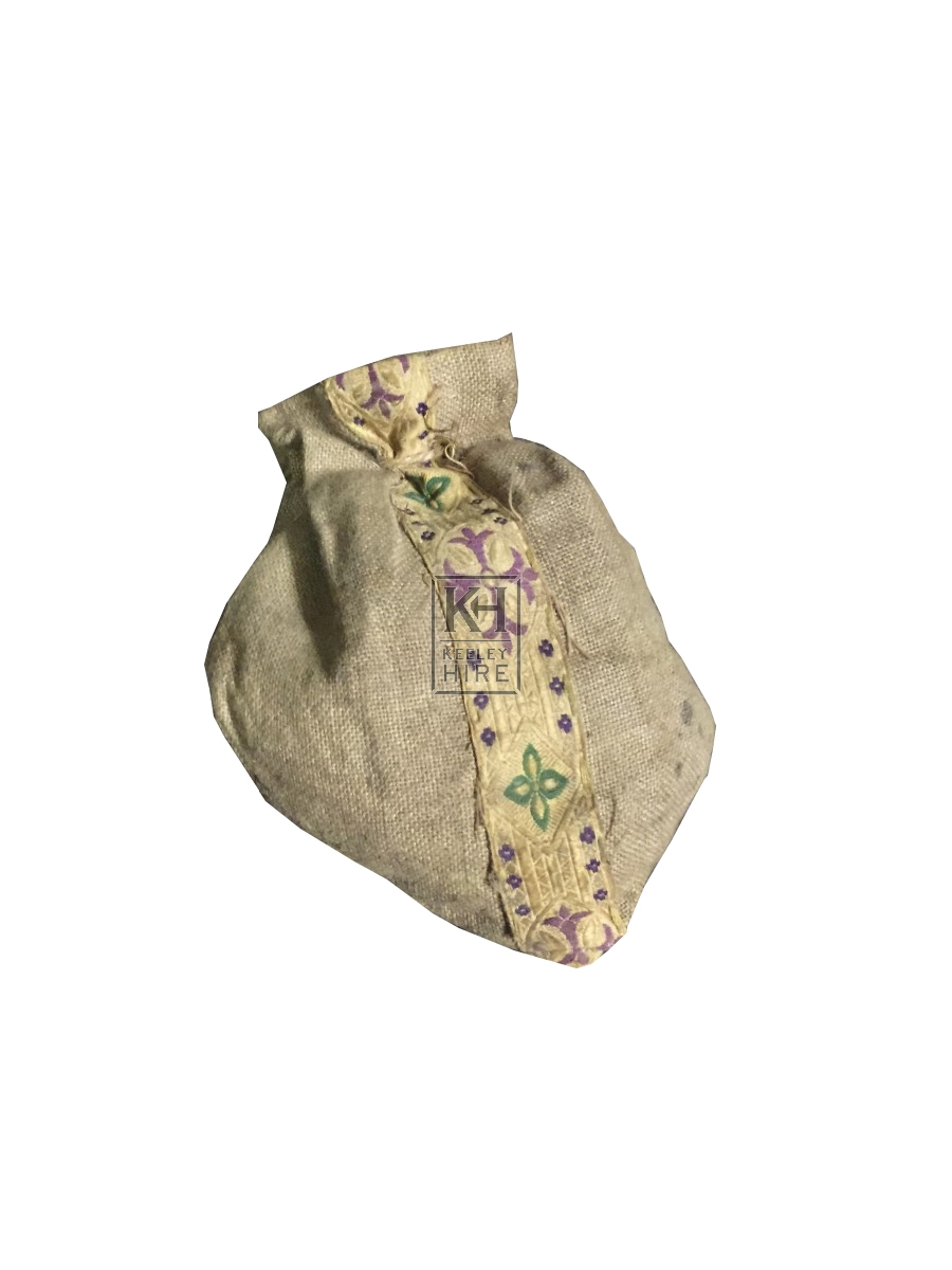 Cloth Pouch with Detail