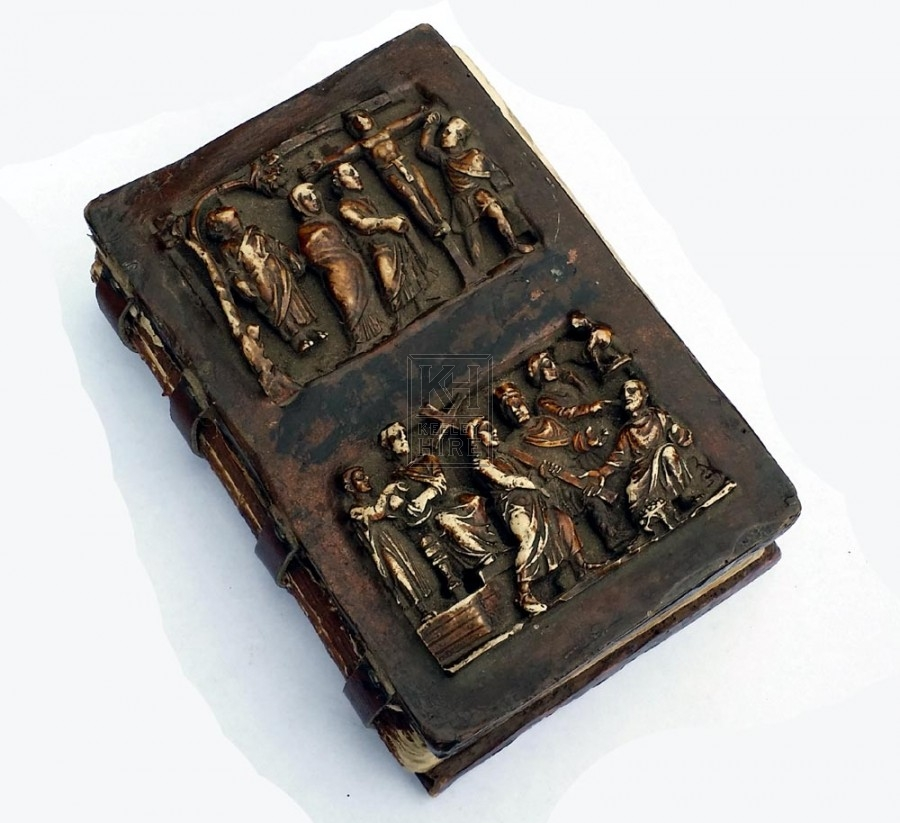Period Bible with fibreglass front