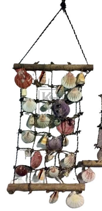 Hanging shell mobile