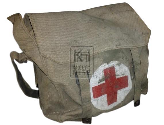 Red Cross bag