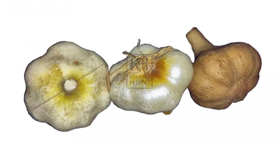 Garlic individual