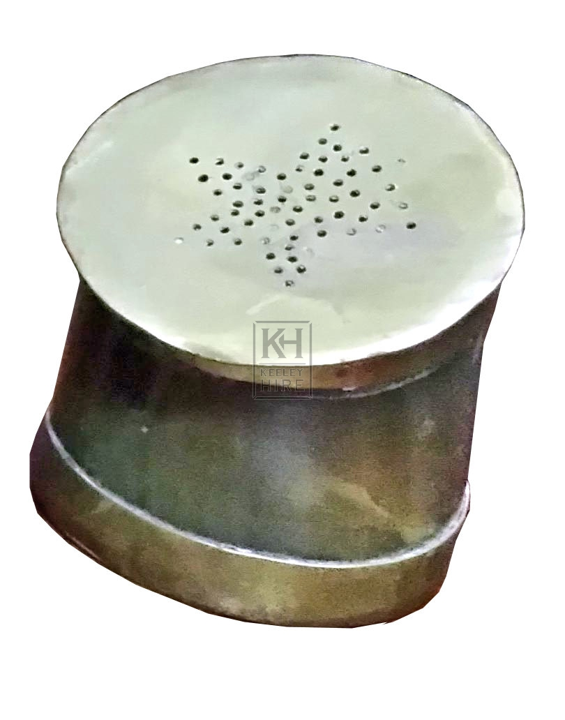 Silver horn sander