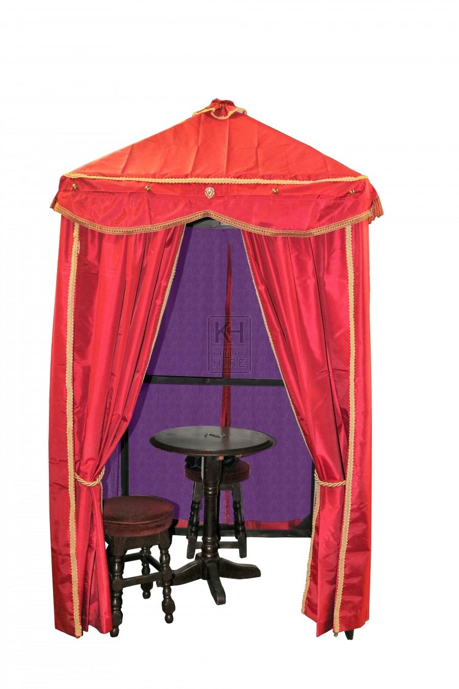 Fortune tellers tent - medium