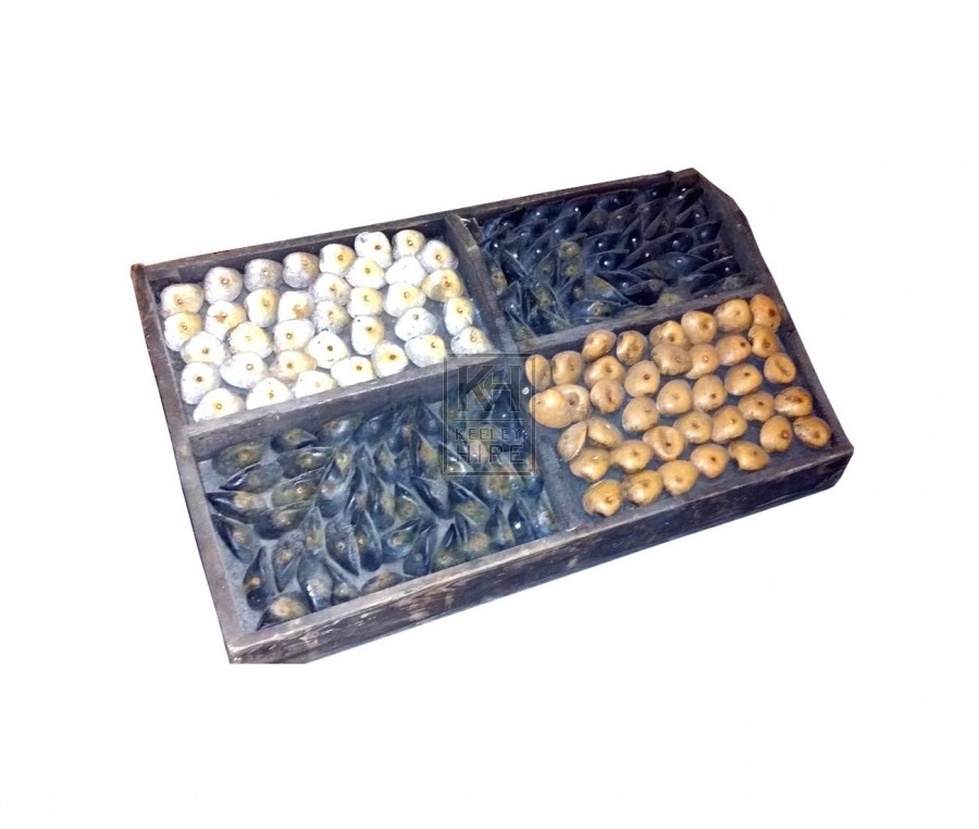 Oyster & clam seller display unit