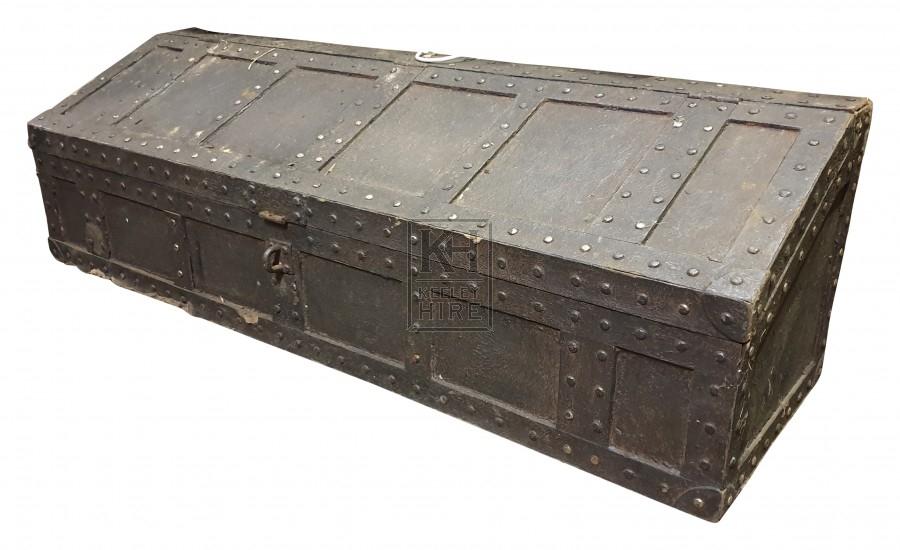 Studded armoury trunk